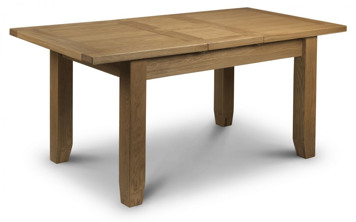Astoria Extending Oak Dining Table Julian Bowen Limited