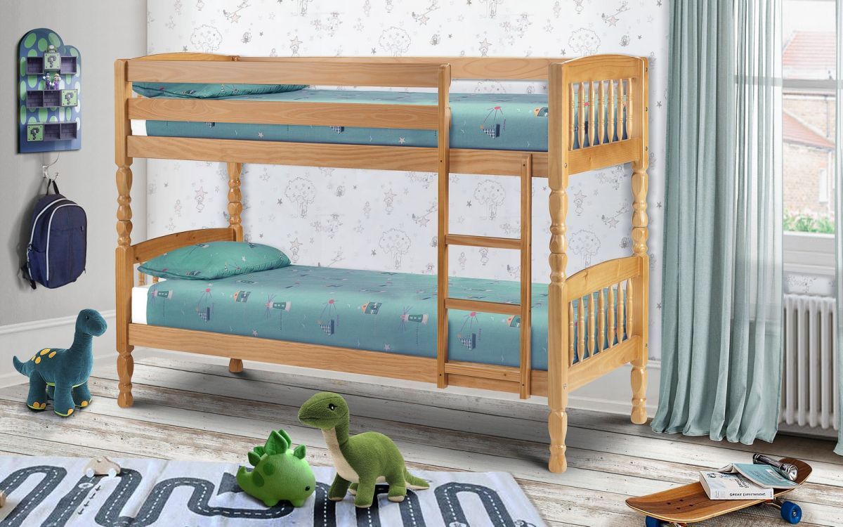 Lincoln Bunk Bed Julian Bowen Limited