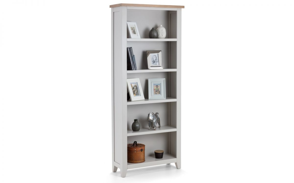 Richmond Tall Bookcase Julian Bowen Limited