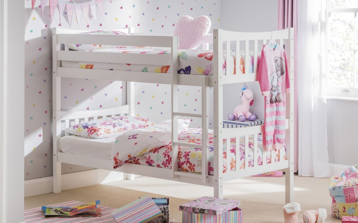 Zodiac Bunk Bed Julian Bowen Limited