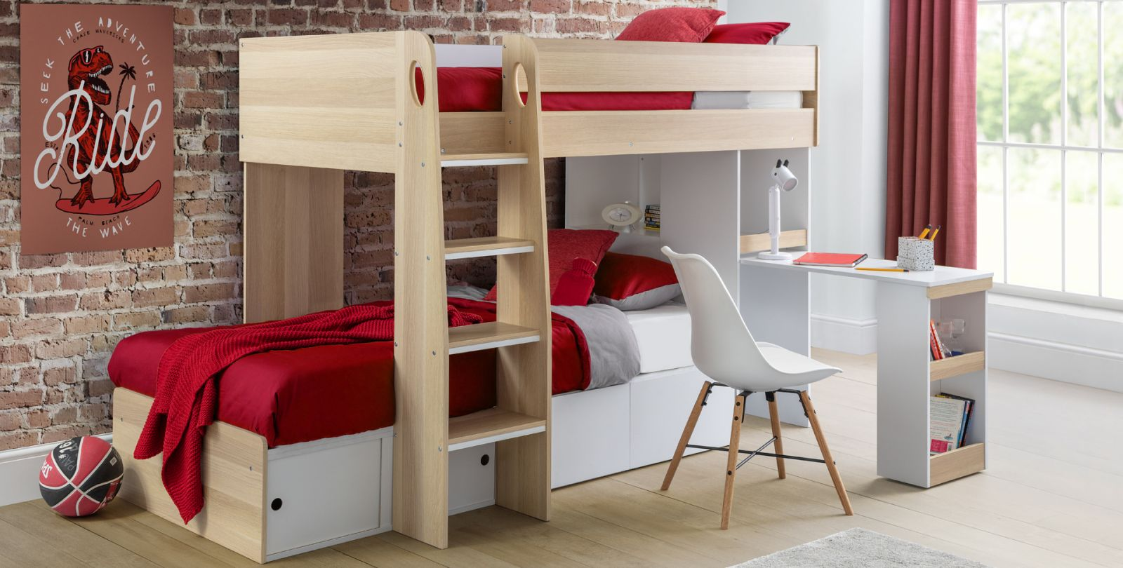 Picture of: Bunk Beds Julian Bowen Limited