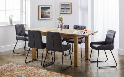 Aspen Extending Dining Table Julian Bowen Limited